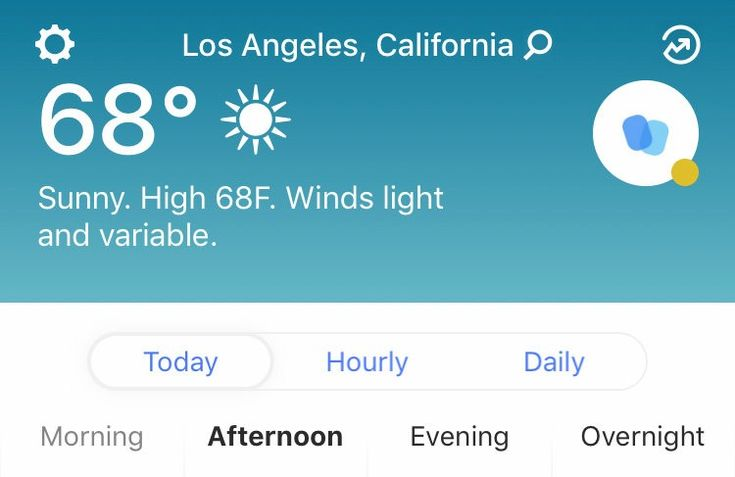 Los Angeles Accuses Weather Channel App Of Covertly Mining User Data Database Marketing Technology Today Weather