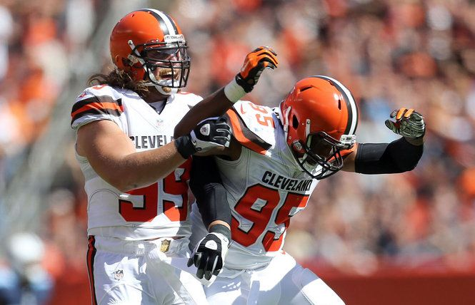 Browns will wear all white for their Thursday night game against the Bengals.