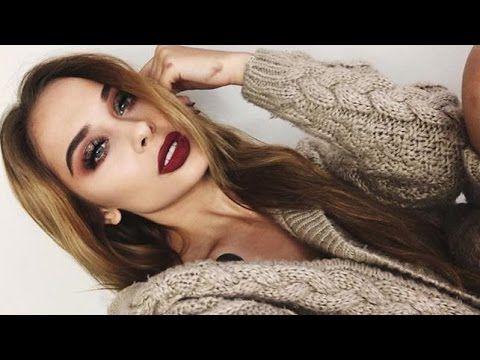 Glam FALL Makeup | 2016 - YouTube