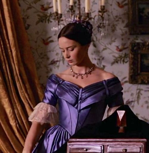 Emily Blunt as Queen Victoria in The Young Victoria (2009)