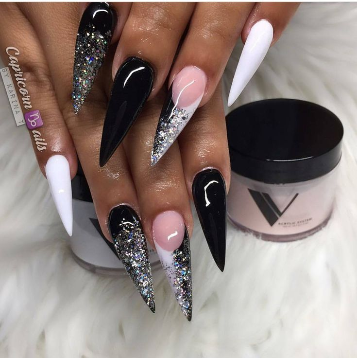 Bombardierte Nägel! Nail ## nailart # Nageldesign – Nail Design