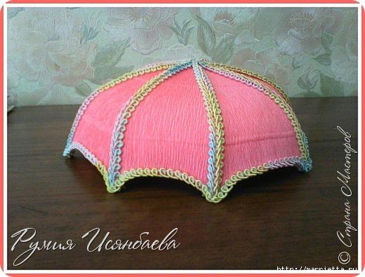 Diseño Dulce.  Los paraguas-caramelo floral (18) (520x395, 125Kb)