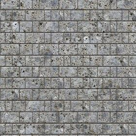 Textures Texture seamless | Wall stone with regular blocks texture seamless 08391 | Textures - ARCHITECTURE - STONES WALLS - Stone blocks | Sketchuptexture