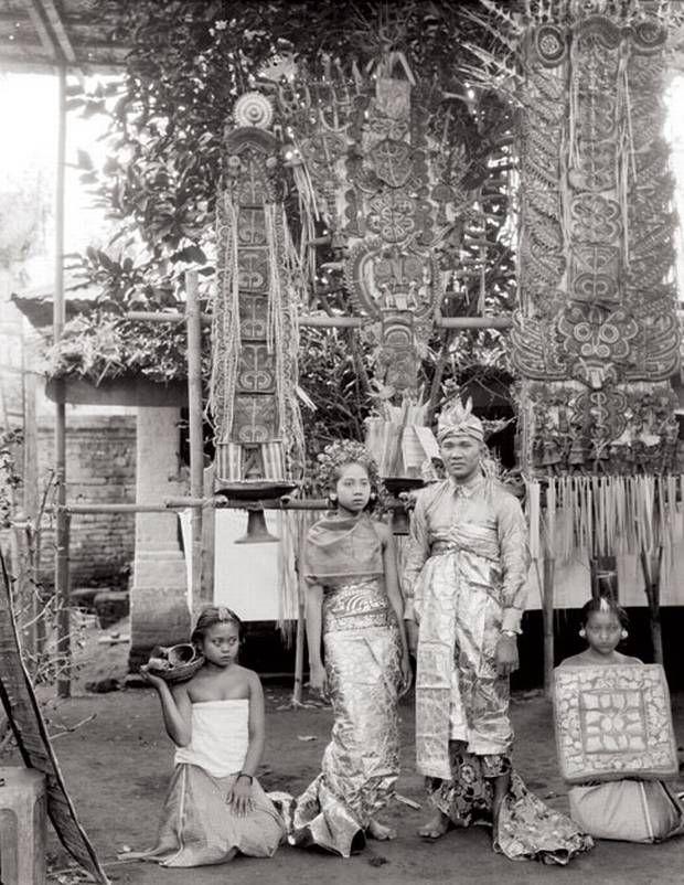 bali 1930s