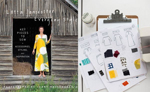 "❤️ ""everyday style... key pieces to sew"" // Lotta Jansdotter"