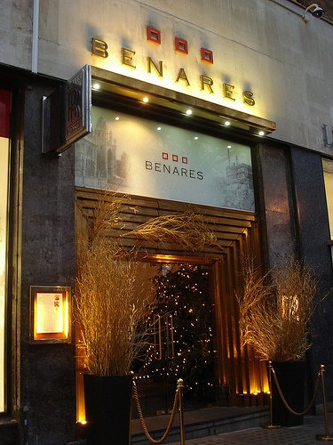Benares, Mayfair, London