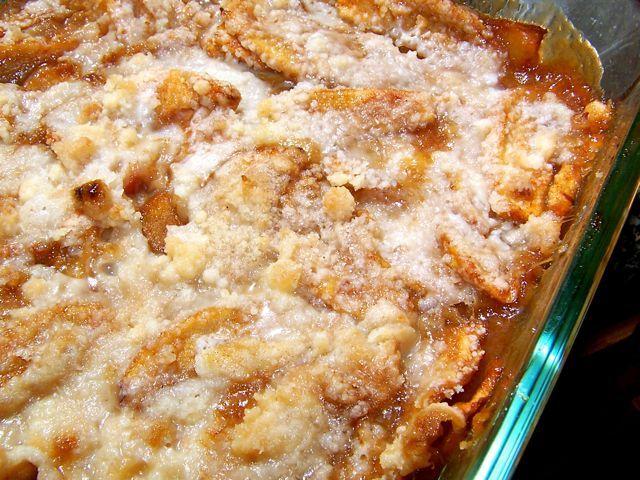 Gluten Free Apple Crisp | Wheat Free Meals | Pinterest