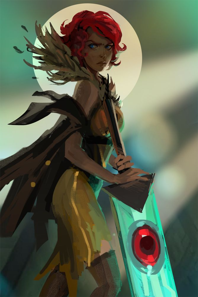 Transistor by telthona on DeviantArt