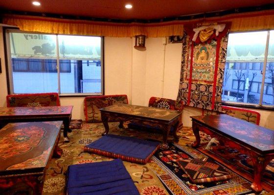 チベット料理 SNOW LIONスノーライオン