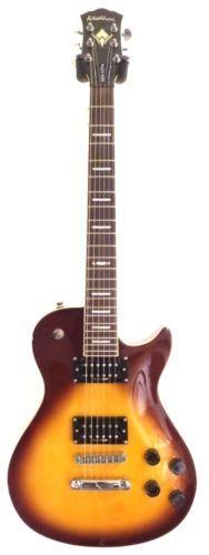 #Guitars #Musical Washburn Standard Idol Series WINSTD/TSB Sunburst Electric Guitar - Blem #B744 #Christmas #Gifts