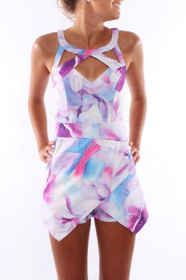 Misty Playsuit - Playsuits - Shop by Product - Womens