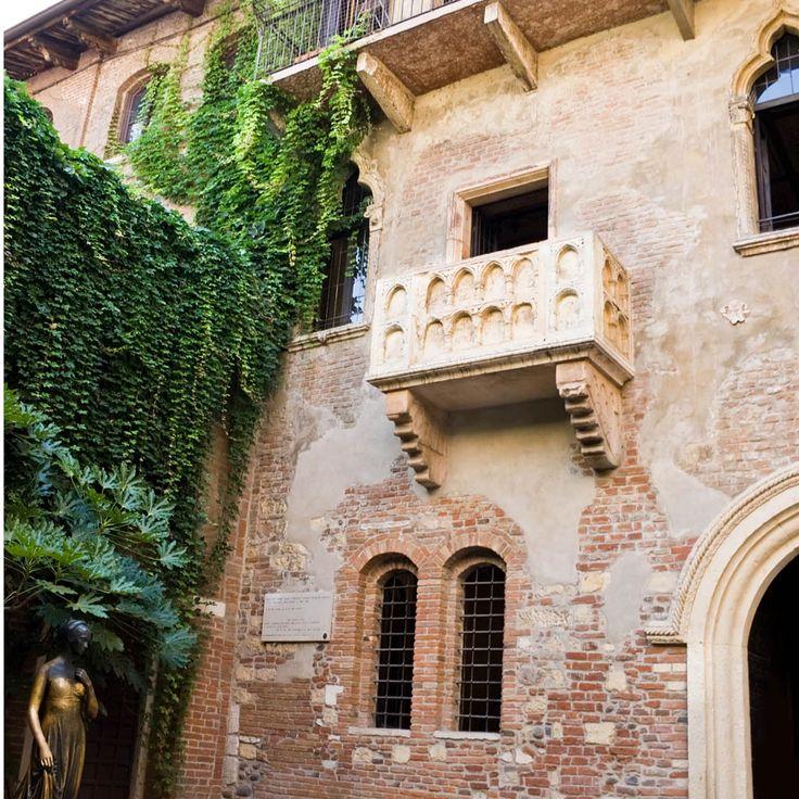 #SanValentino2015: I 10 luoghi più romantici d'Italia - #Verona