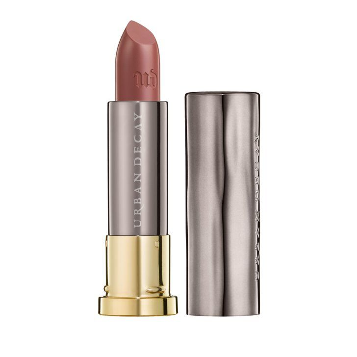 Pin for Later: See Every Shade (and Swatch!) of Urban Decay's Huge New Lipstick Line Urban Decay Vice Lipstick in Liar
