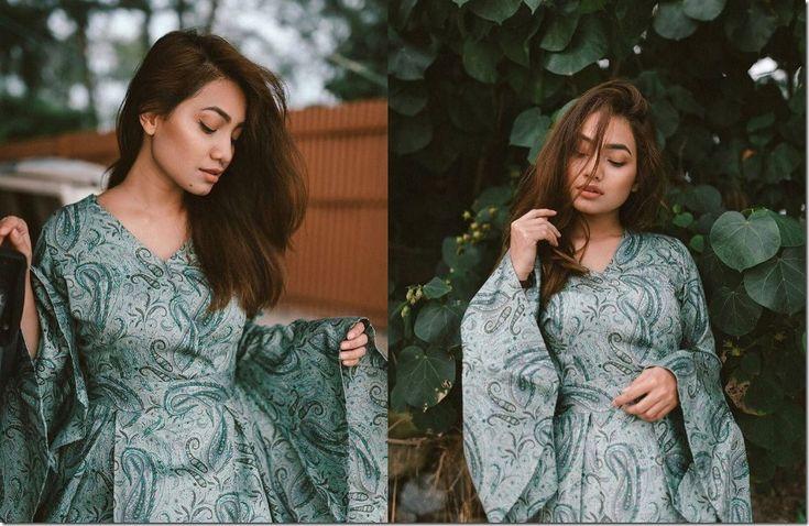 N.Marquesaa Makes Baju Kurung So Modern + Edgy For Your Raya 2017 Festive Wardrobe