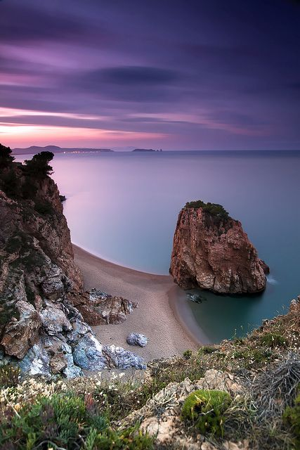 illa Roja.Pals. Costa Brava