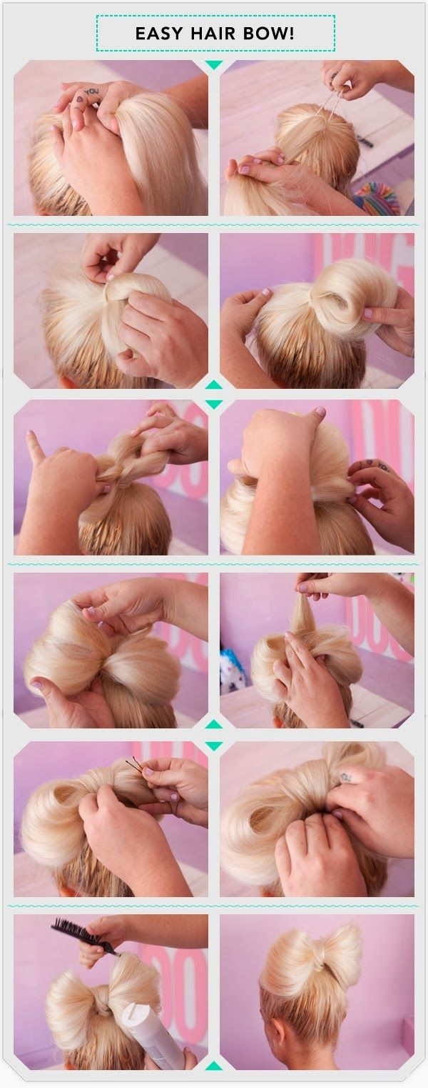 You Need this Hair Style Tutorial, Sure!!