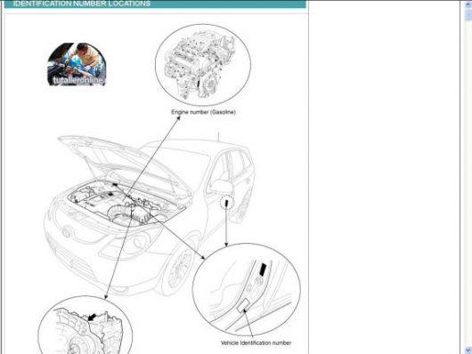 Manual de taller y reparacion hyundai veracruz 2007-2009