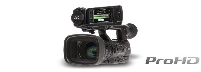 JVC ProHD MOBILE NEWS CAMERA  GY-HM650U