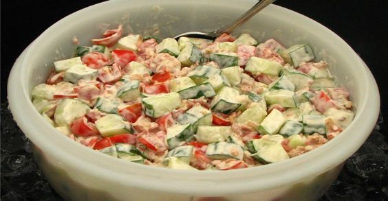 This 5-Ingredient Salad Will Have You doing Back flips Around The Campground - Page 2 of 2 - Recipe Roost