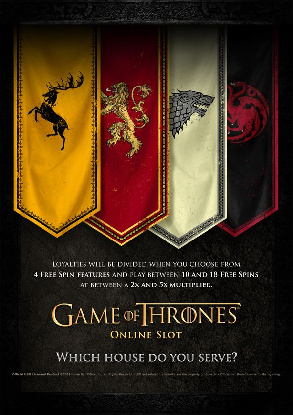 The greatest online slot game of the 7 Kingdoms comes to Euro Palace in December. http://bit.ly/GameOfThronesOnlinePokies #WinterIsComing