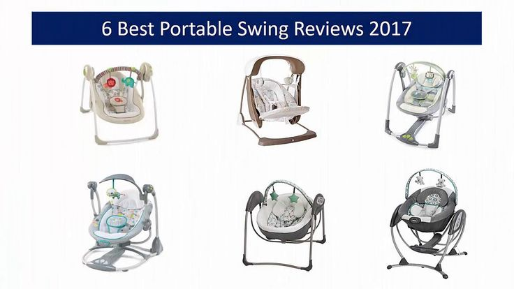 6 Best portable baby swing 2017 | Take Along Swing and Seat https://youtu.be/9Qi43KYe3z4