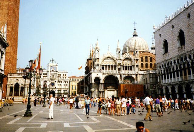 NINIVESKAL: Jedeme do Italie Objevujte historii a krásu Italie...