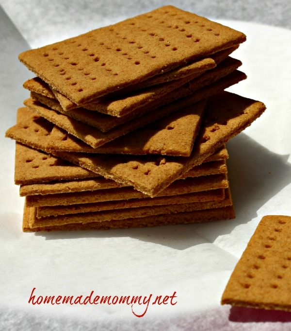 Grain free Graham crackers? No problem!