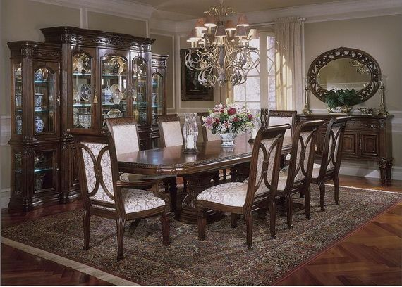 10 Amazing Classic Dining Room From Aico   Aico Furniture Has Been Known  For More Than