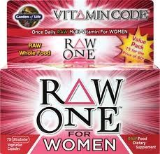 Looking for a multivitamin with 1000IU of Vitamin D for Dr. Oz's Total 10 Rapid Weight Loss Plan? Here it is! Garden of Life Vitamin Code Raw One for Women, an all-natural, whole food daily multivitamin.