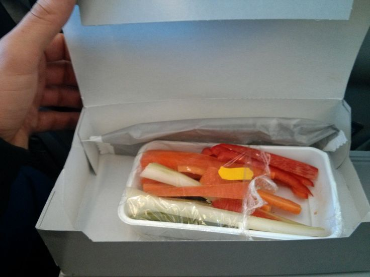I booked my flight online and chose the Vegetarian Oriental meal. This is what I got. http://ift.tt/2sddxev #lol #funny #rofl #memes #lmao #hilarious #cute