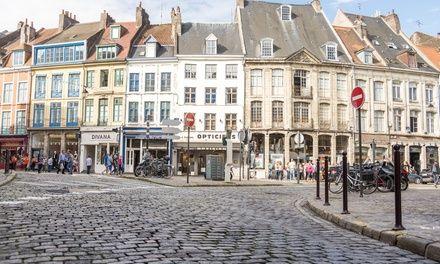 Nord-Pas-de-Calais : 1 à 3 nuits avec petit déjeuner en option à l'hôtel Kyriad Lille Est-Villeneuve d'Ascq pour 2