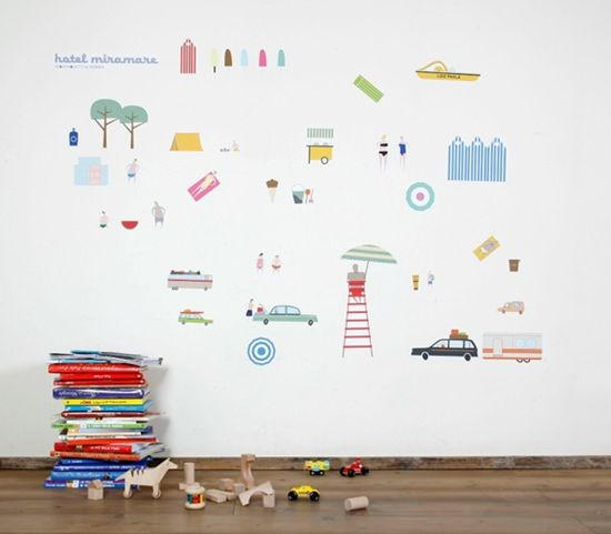 258 Best Vinilos Infantiles Para Niños Images On Pinterest