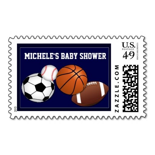 boy baby shower postage stamps on pinterest elephant baby showers