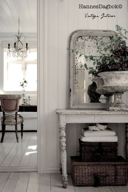 Vintage Interior: Ønsker...