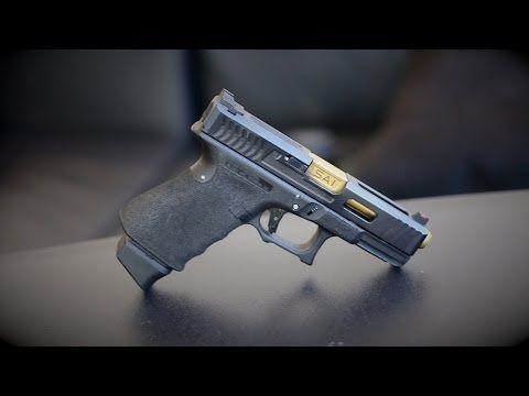 Salient Arms International Tier 1 Glock 19: The $2500 Glock - YouTube