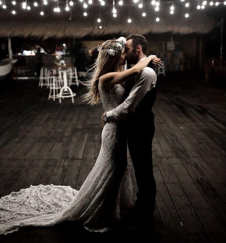 Beautiful Bali Wedding White Gown Wedding dress Lace