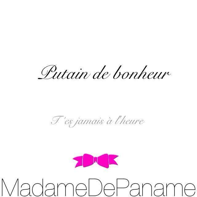 Madame de paname