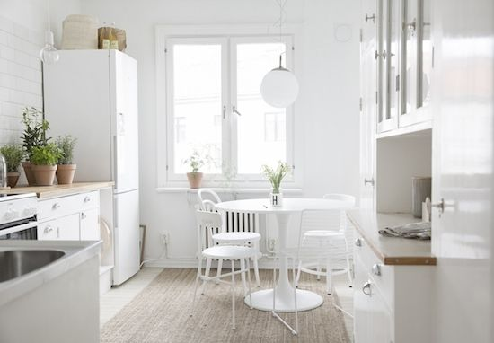 Ikea Docksta Table For Sale 1000+ images about Kitchen on Pinterest | Blue flower wallpaper ...