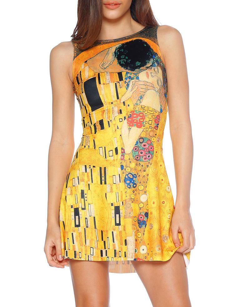 Der Kuss Play Dress (WW $85AUD / US $68USD) by Black Milk Clothing