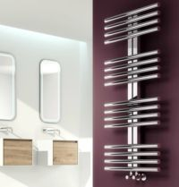 Reina Sorento Stainless Steel Radiators - Polished