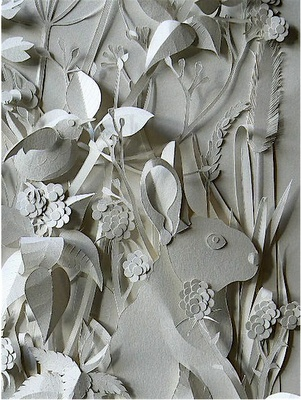 low relief Paper