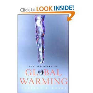 """The Discovery of Global Warming Author: Spencer Weart Ages: Adults Publisher: Harvard University Press, 2004 Science Concepts: Climate change, environment Weart, director of the Center for History of Physics of the American Institute of Physics, answers the question, """"How did scientists begin to identify and to think about a problem before it became evident to the rest of us?"""" Many scientists are featured in this book that sheds much light on the current discussion of climate change."""