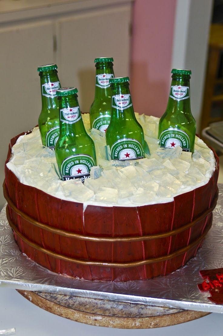 Bolos criativos inspirados em cervejas - Assuntos Criativos