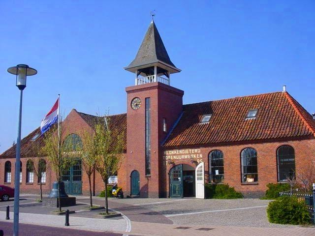 Klokkengieterijmuseum & Museum Slag bij Heiligerlee