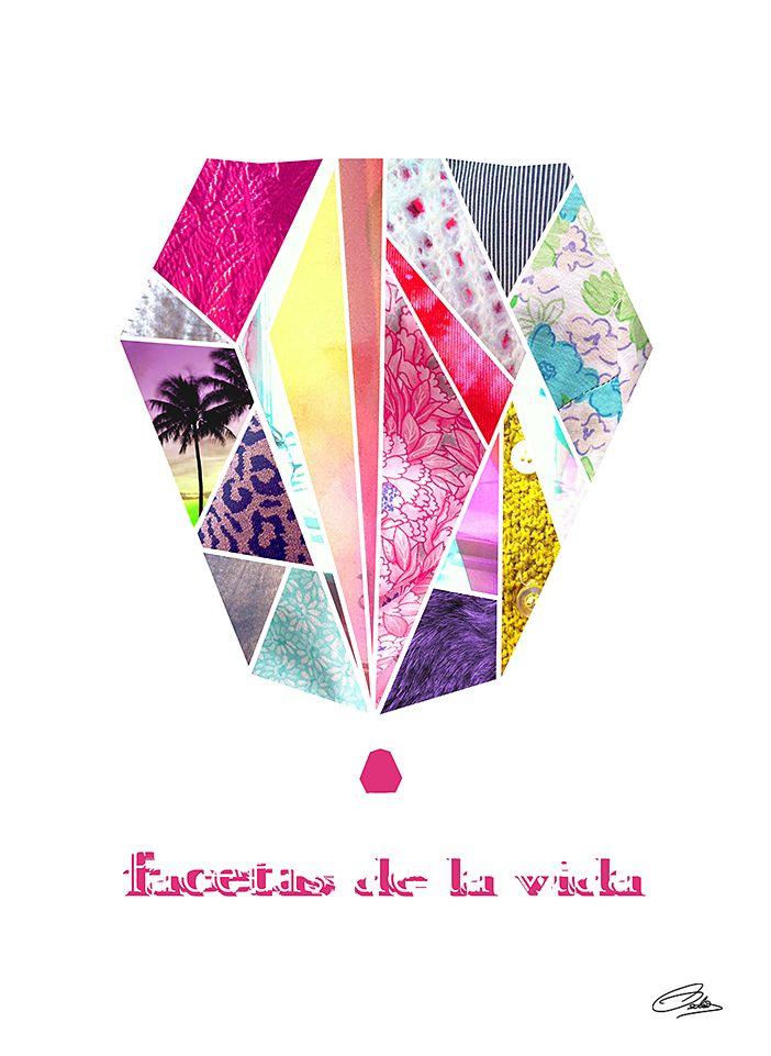 Pink Diamond by www.liselotteosterby.com