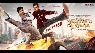 Kung Fu Yoga Hindi Dubbed Hollywood Movie 2017 || Jackie Chan Adnd Sonu Sood