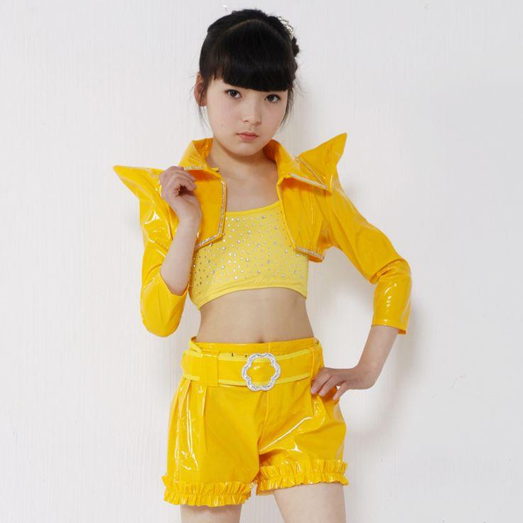 Danza del niño de la ropa del anime ropa desgaste del funcionamiento del traje jazz moderno en de en AliExpress.com | Alibaba Group