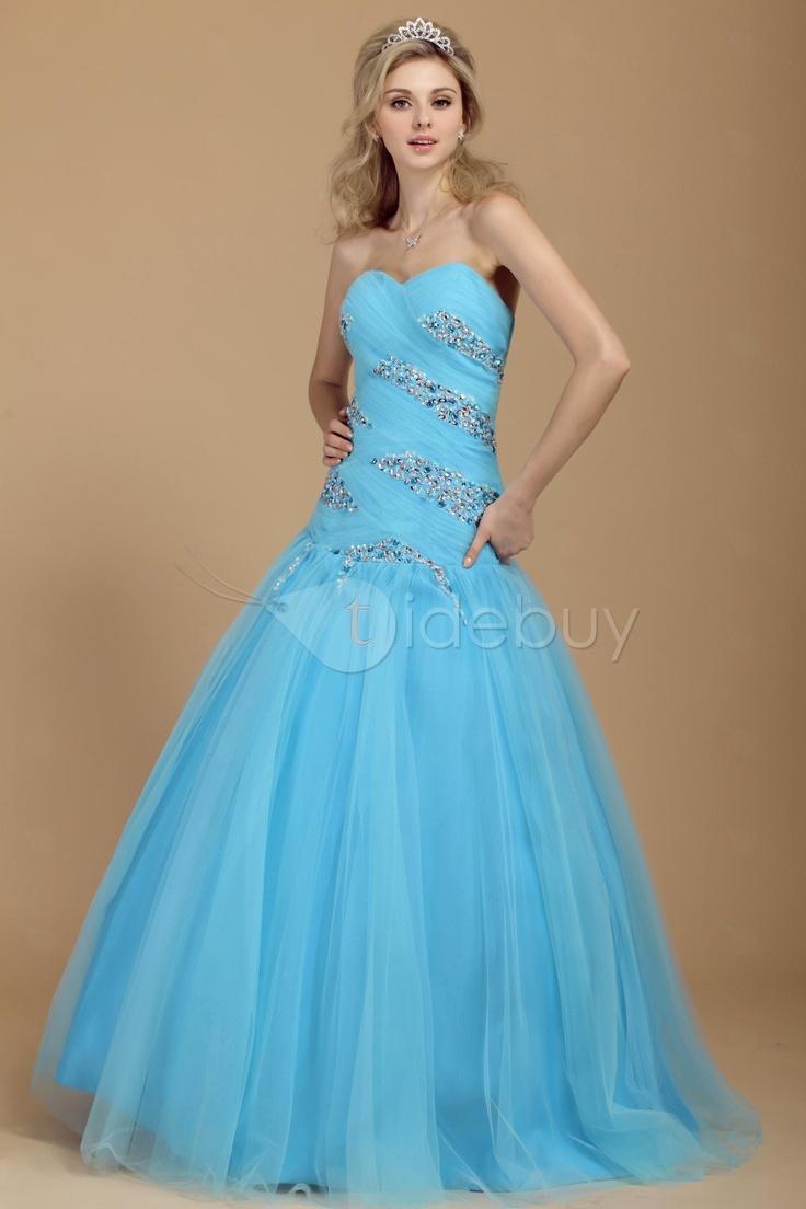 93 best Dresses images on Pinterest | Ballroom dress, Clothing ...