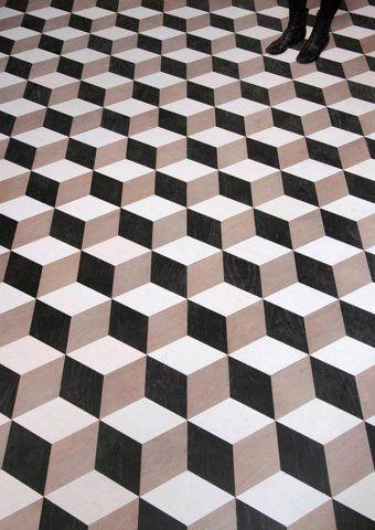 Escher-like Tiles