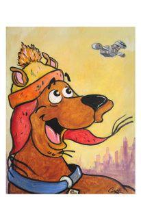 Scooby Doo Firefly mash up